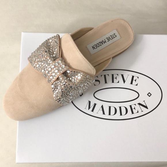 4779ea2ee50 Brand New In Box Steve Madden Mules NWT